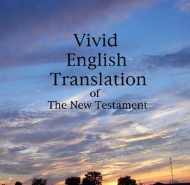 Picture Vivid English Translation of The New Testament Cover